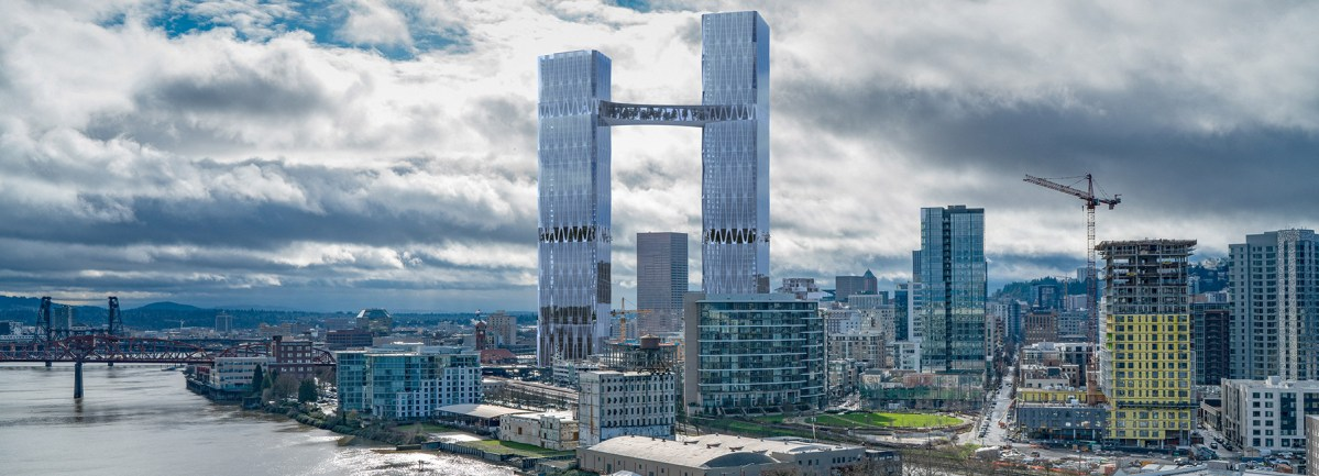 William/Kaven Proposes Bold Portland Skyscraper Development